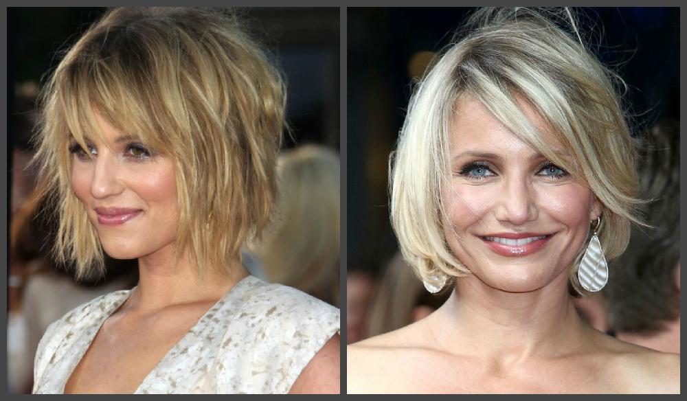cabelos femininos 2018, corte de cabelo bob