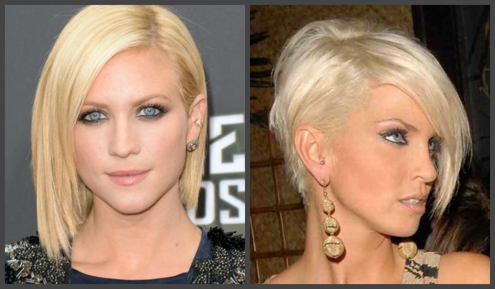 cabelos femininos 2019, asimetria