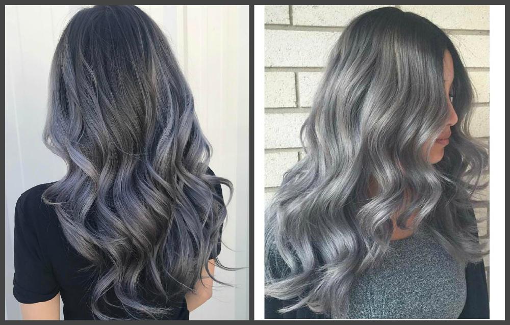 cor do cabelo 2019, cabelo longo ondulado