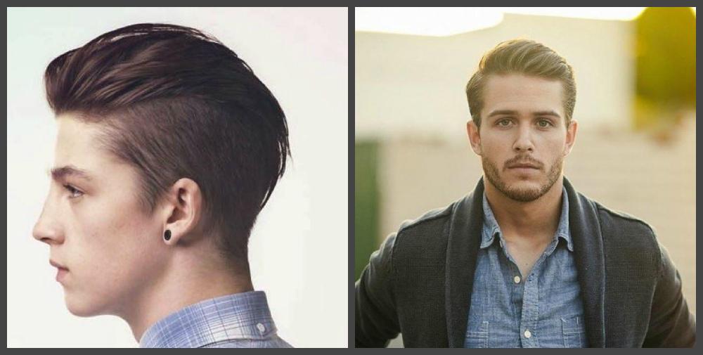 cortes de cabelo masculino curto 2019, cabelo castanho e loiro