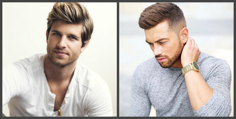 cortes de cabelo para homens 2018, french crop