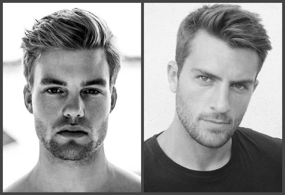 cortes de cabelo para homens 2018, corte de cabelo curto