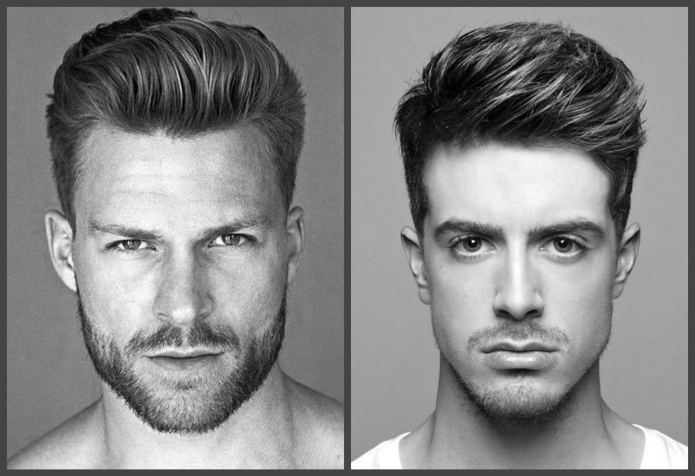 cortes de cabelo para homens 2018, corte de cabelo topo mais longo