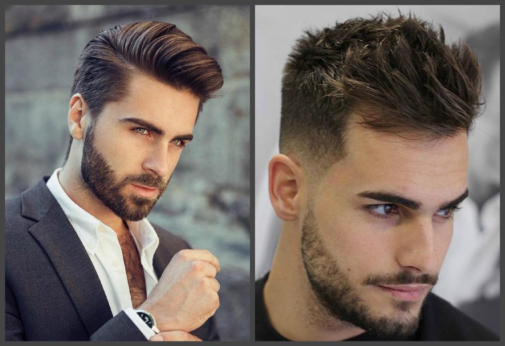 cortes de cabelo para homens 2018, french crop longo