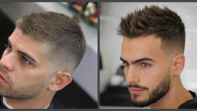 cortes masculinos 2018, cabelo curto