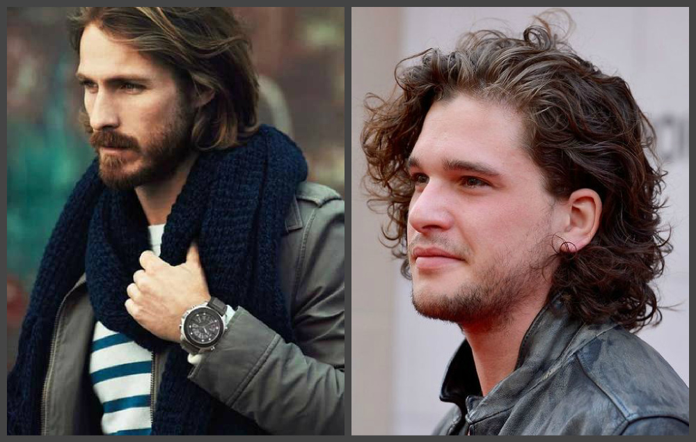 cortes masculinos 2019, corte de cabelo medio