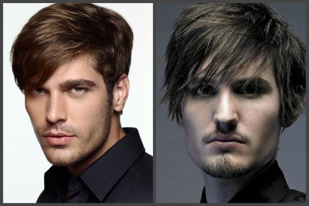 cortes masculinos 2019, corte de cabelo com franja