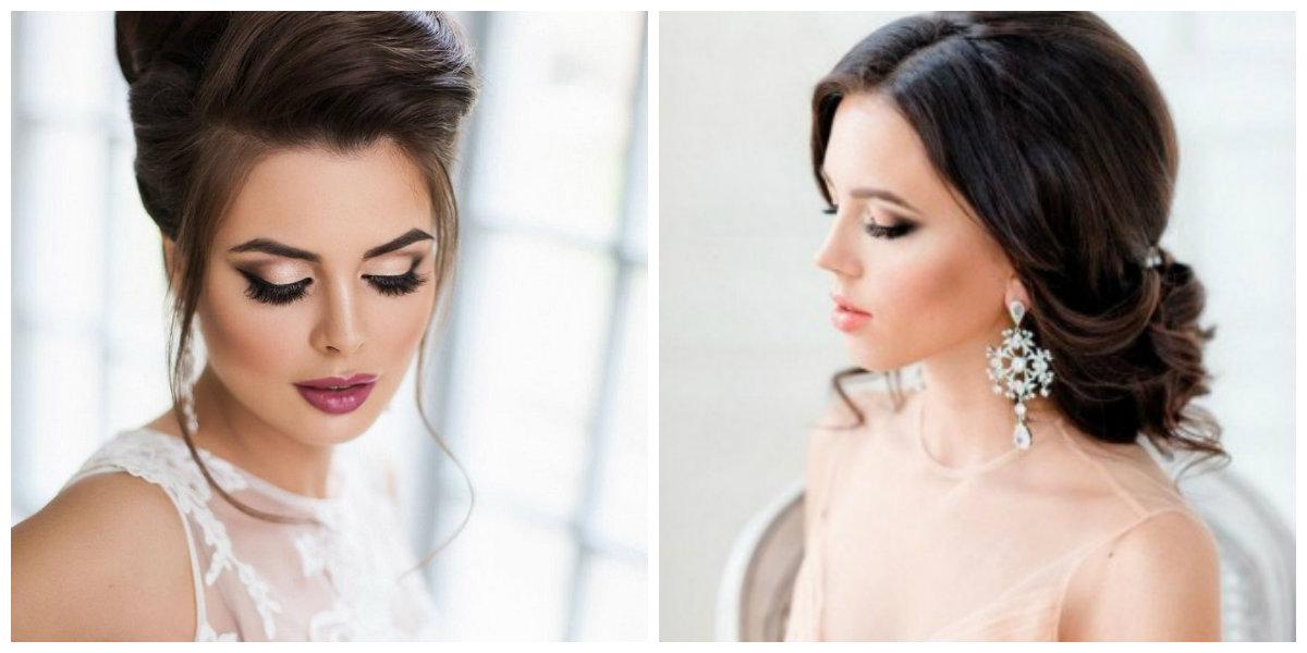 maquiagem para casamento 2019, cor de batom fucsia e laranja
