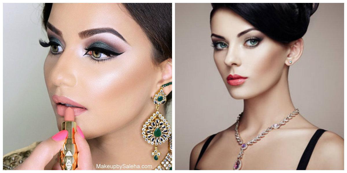 maquiagem para festa 2019, maquiagem indio