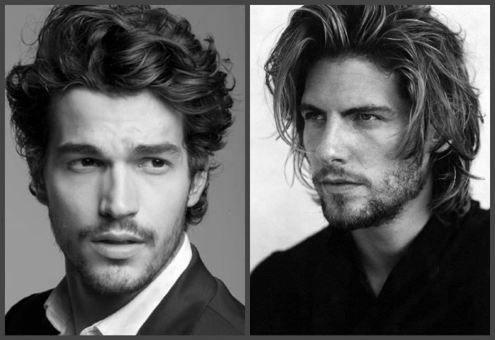 penteados masculinos 2019, estilo preppy