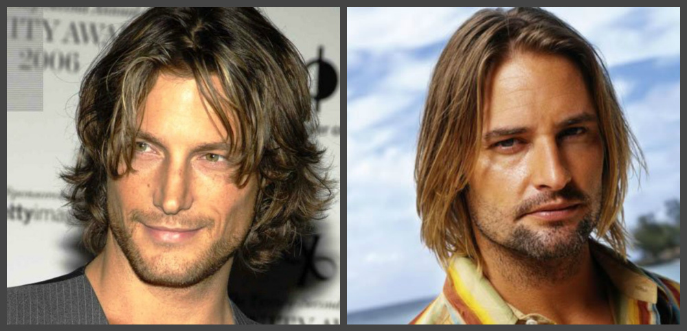 penteados masculinos 2019, cabelos longos
