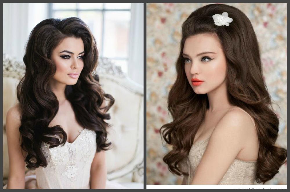 Penteados para casamento 2021: Penteados bonitos em moda para noivas
