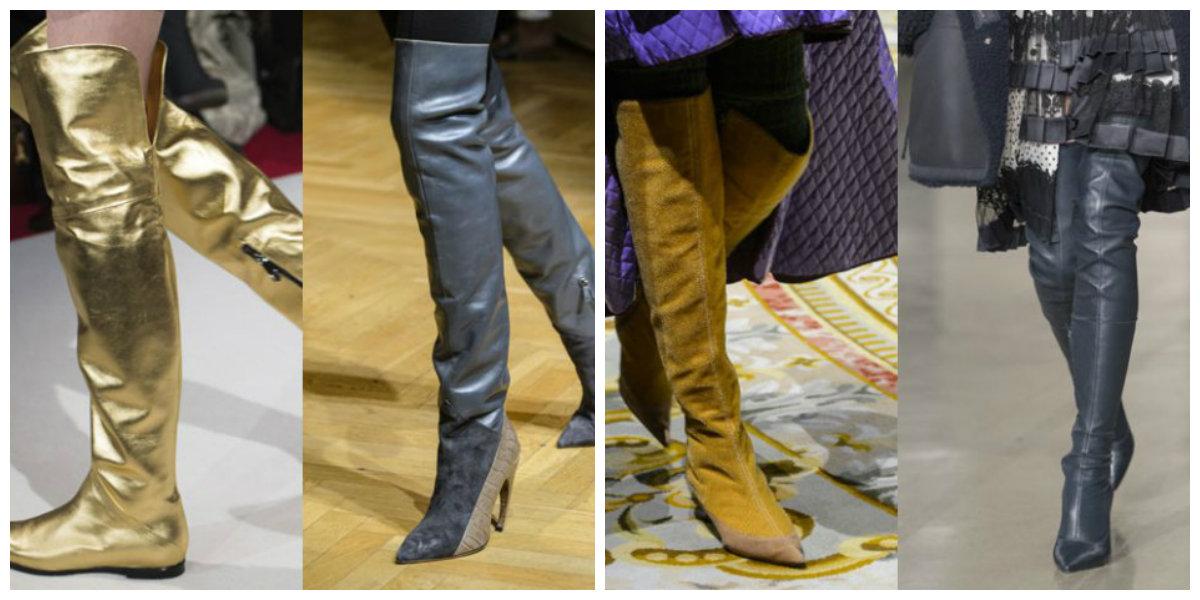 botas femininas 2018, bootlegs altos