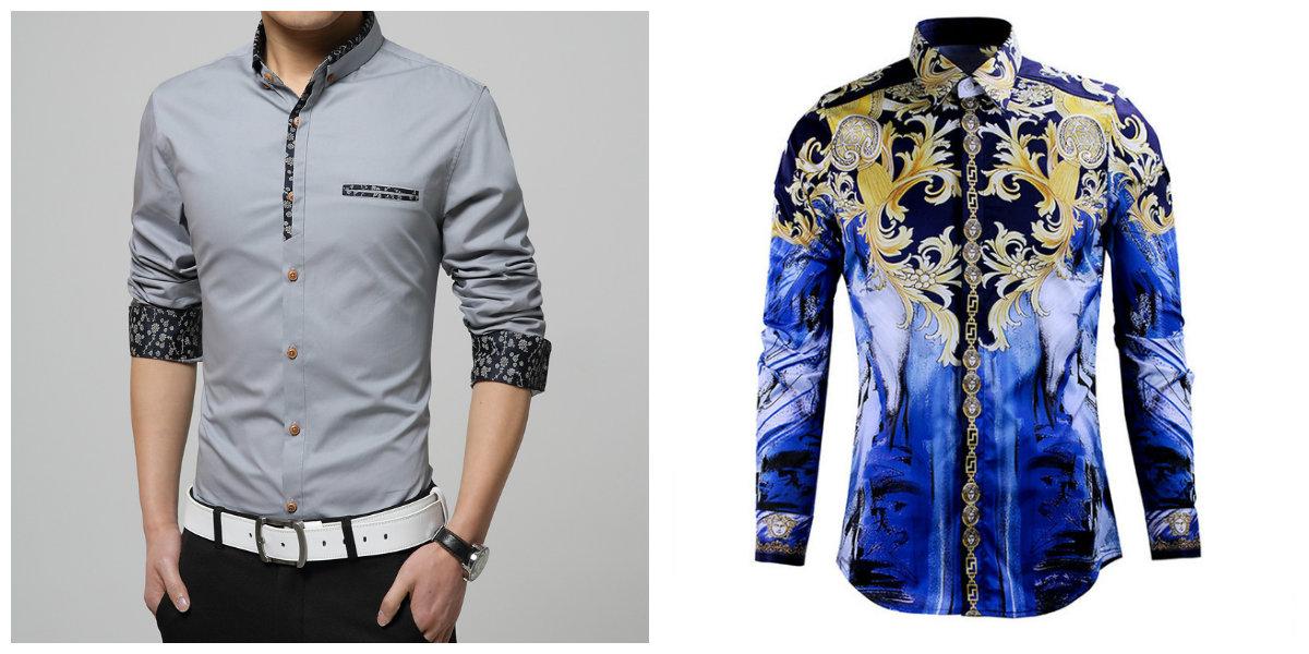 camisas masculinas 2019, camisas modernas