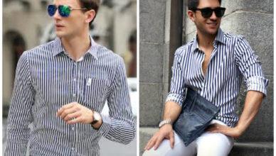 camisas masculinas 2018, camisas listradas
