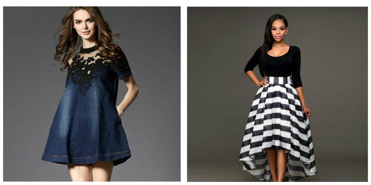 30a99ab0f061 Roupas para gestantes 2019: Tendências para vestidos de maternidade