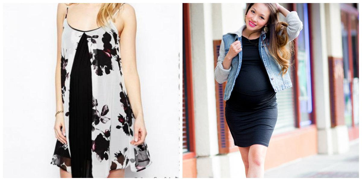 df4d4f0d2 Roupas para gestantes 2019  Tendências para vestidos de maternidade