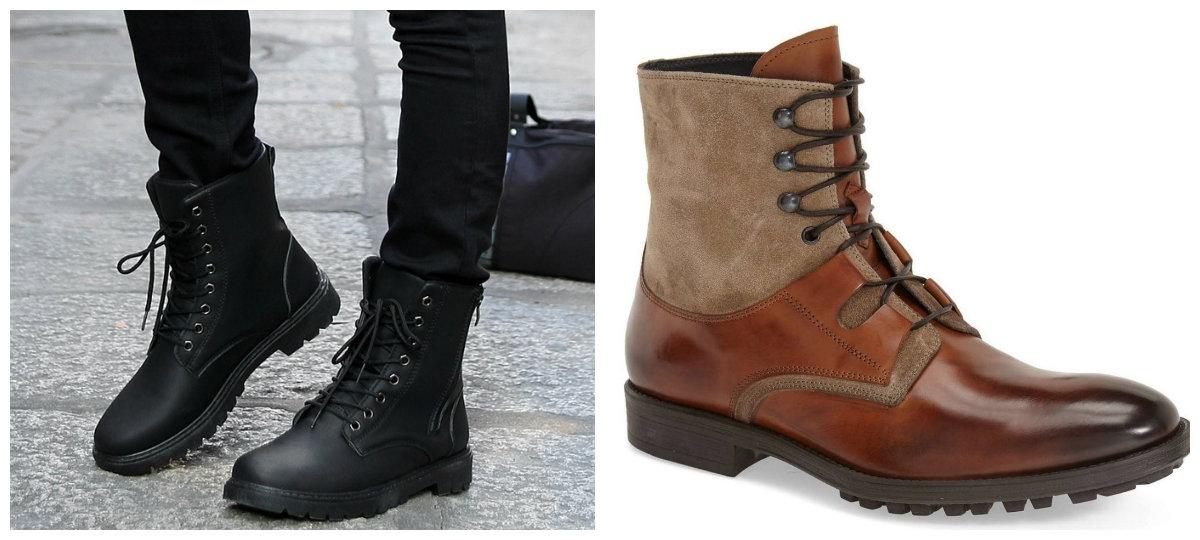 sapatos masculinos 2019, botas de couro
