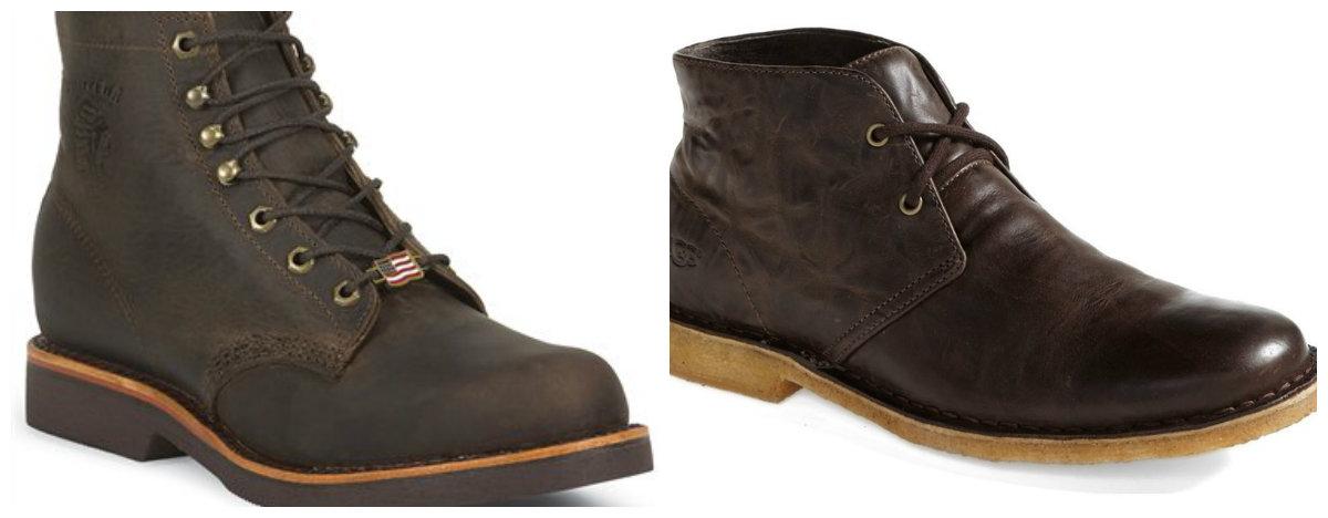 sapatos masculinos 2019, estilo deserto