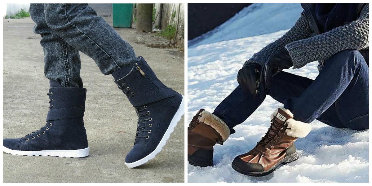 sapatos masculinos 2019, sapatos ugg