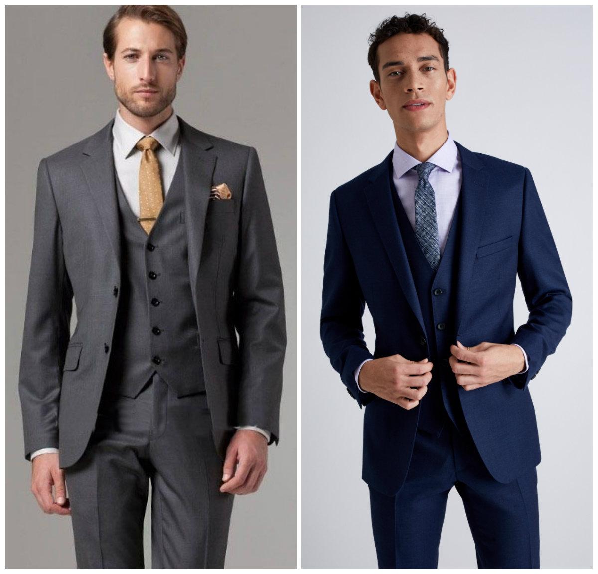 ternos masculinos 2019, ternos triplos