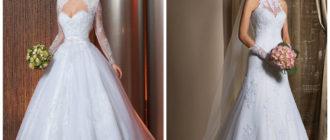 vestido de noiva 2018, novas tendencias de vestidos