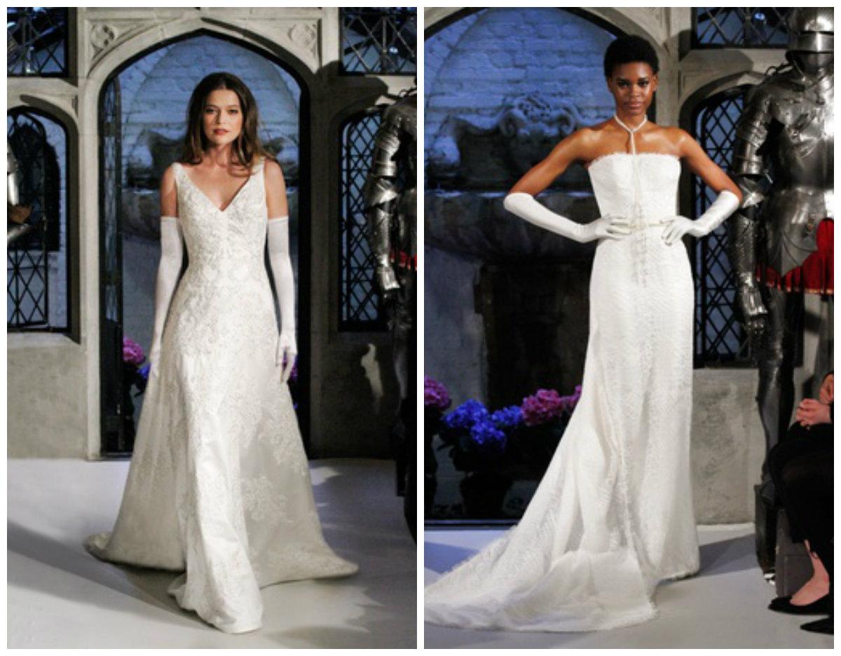 vestido de noiva 2018, vestido com luvas