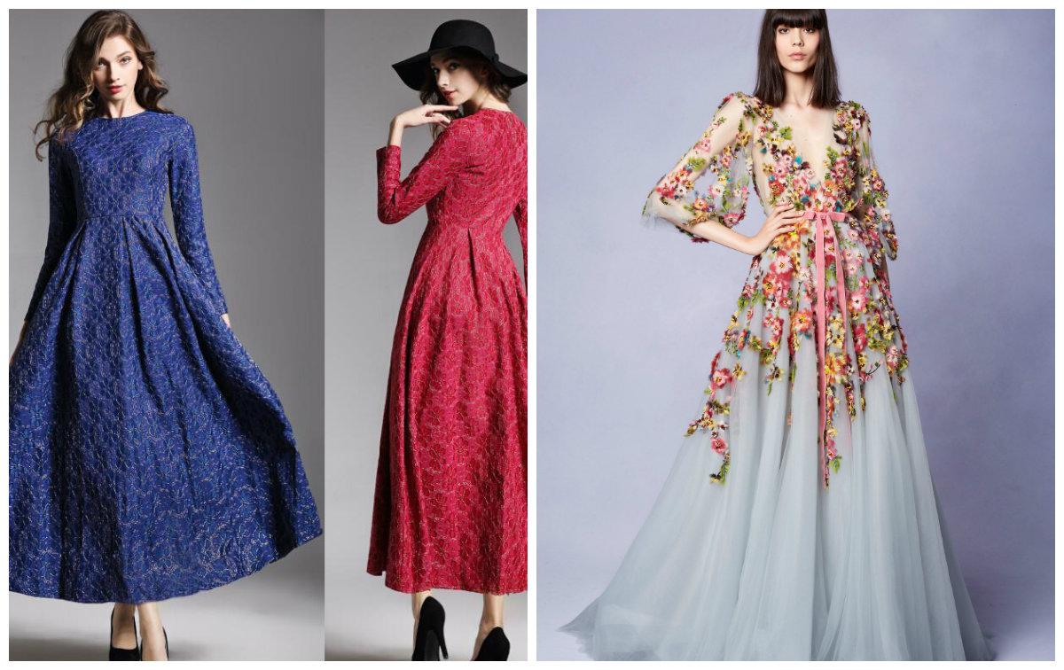 vestidos da moda 2018 principais tend ncias da moda
