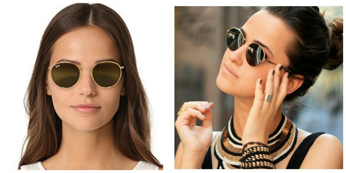 óculos de sol feminino 2019, estilo teashade