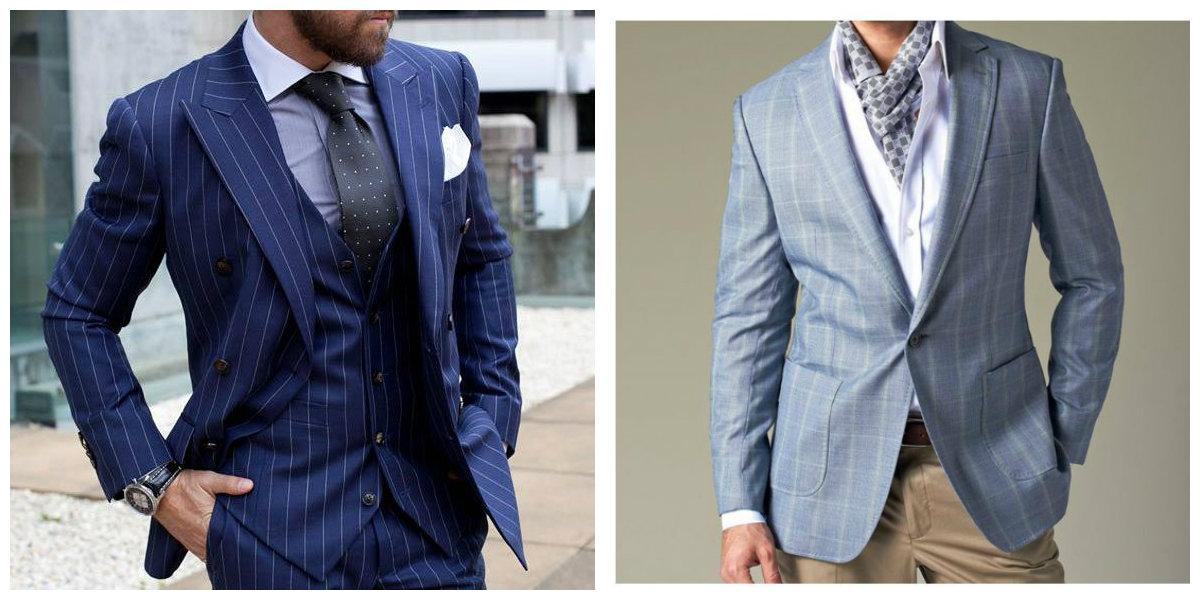 blazer masculino 2019. blazer com listras