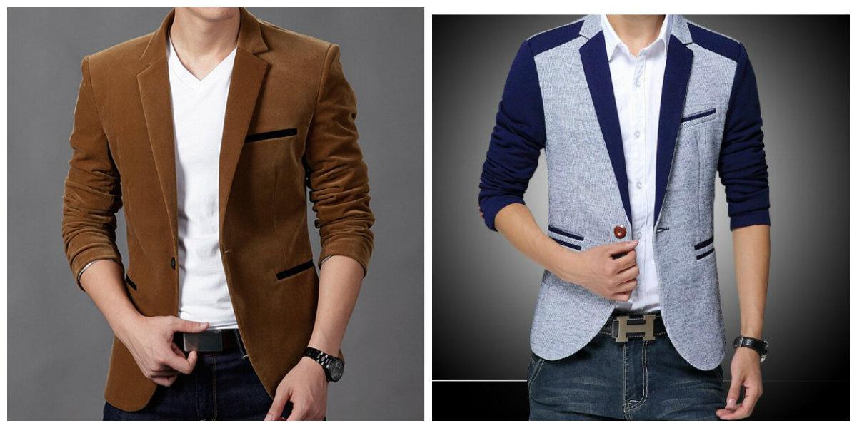 blazer masculino 2019, blazer clasico, tecido metalico