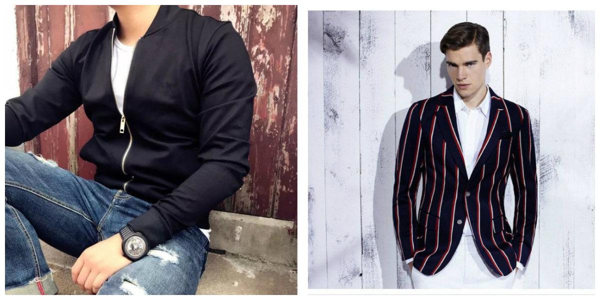 blazer masculino 2019, blazer com listras