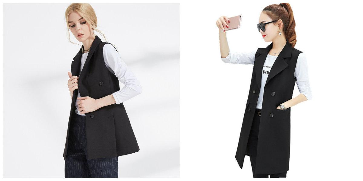 blazers femininos 2019, blazers femininos sem mangas