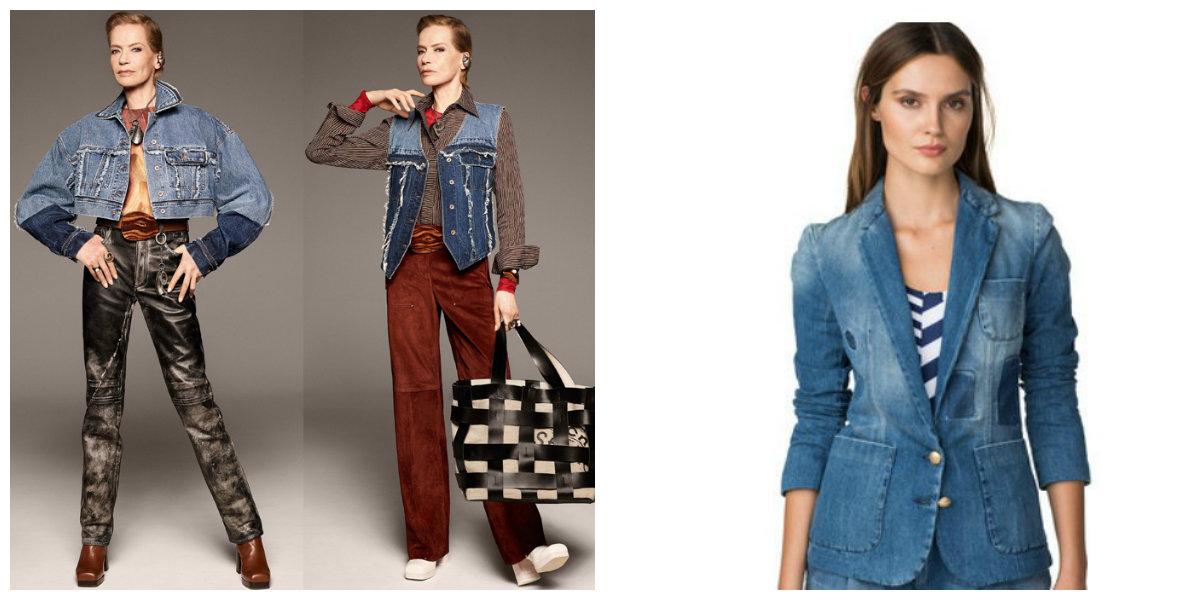blazers femininos 2019, blazers de jeans