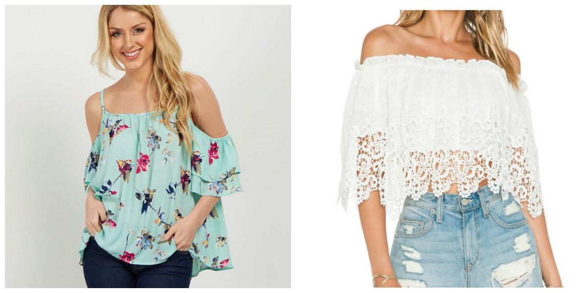 blusas 2019, camisa com ombros abertos