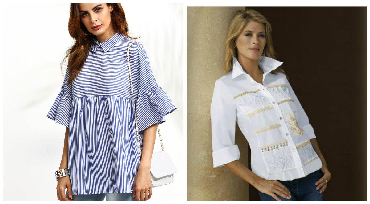blusas femininas 2019, blusas com colarinho
