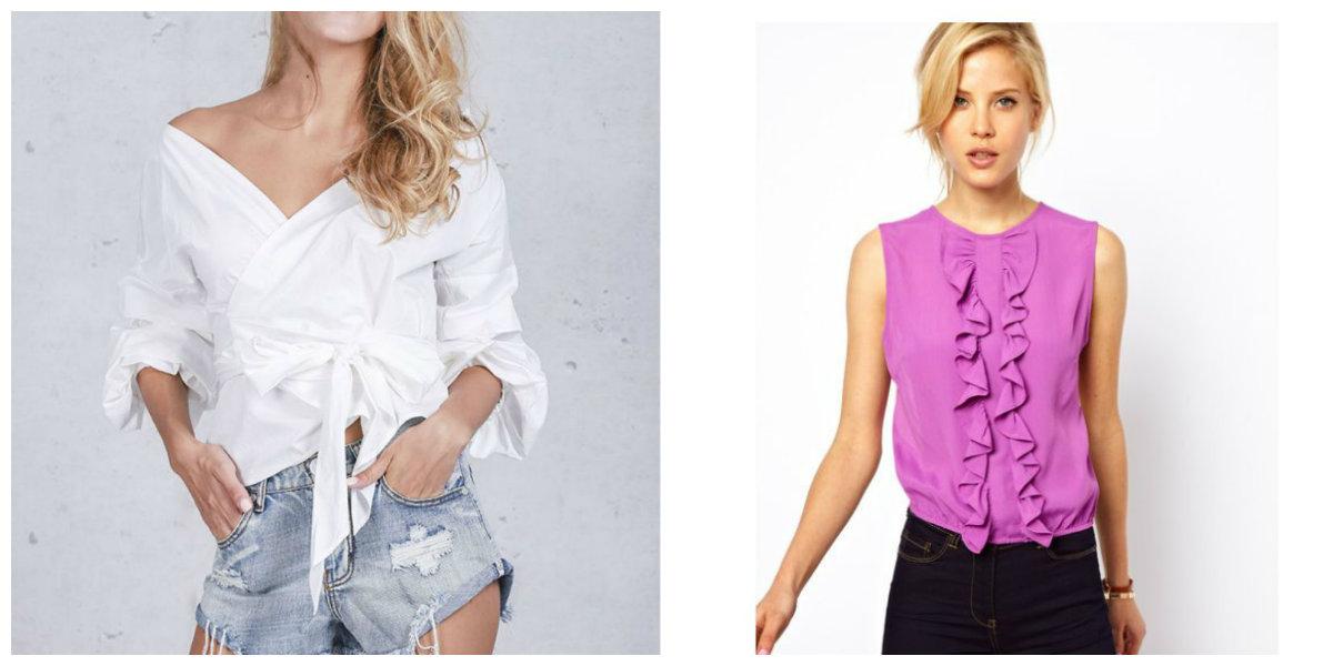 blusas femininas 2019, blusas com franzidos