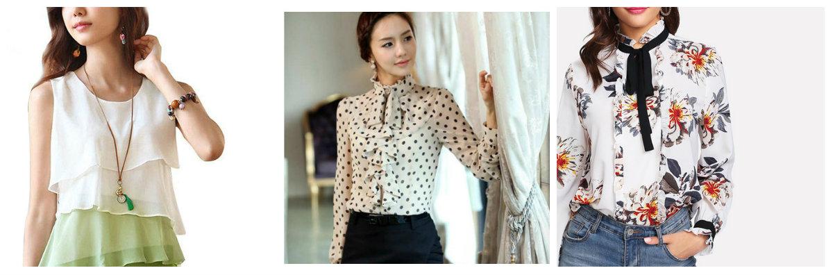 blusas femininas 2019, blusas com folhos