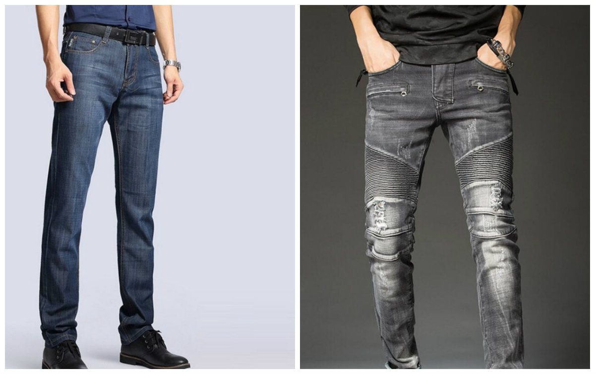 calça jeans masculina 2018, modelo clasico
