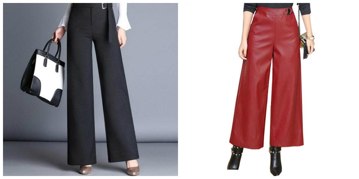 calças femininas 2019, calças de couro, algodao vermelho