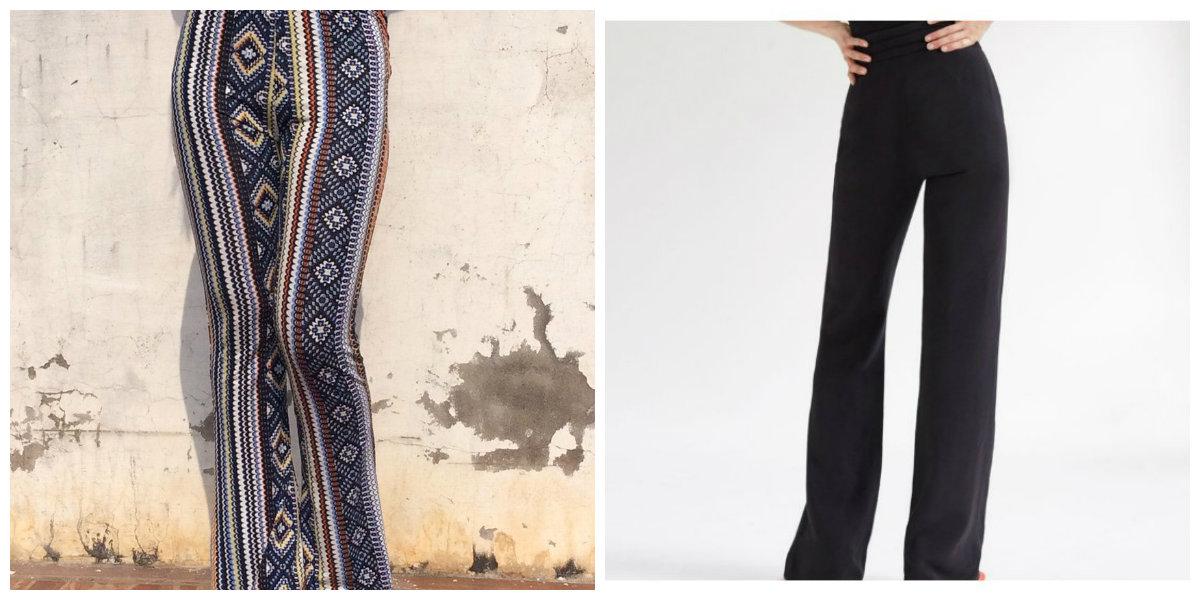 calças femininas 2019, calcas com padroes geometricas