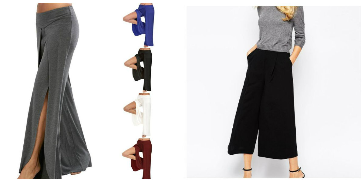 calças femininas 2019, calças saias