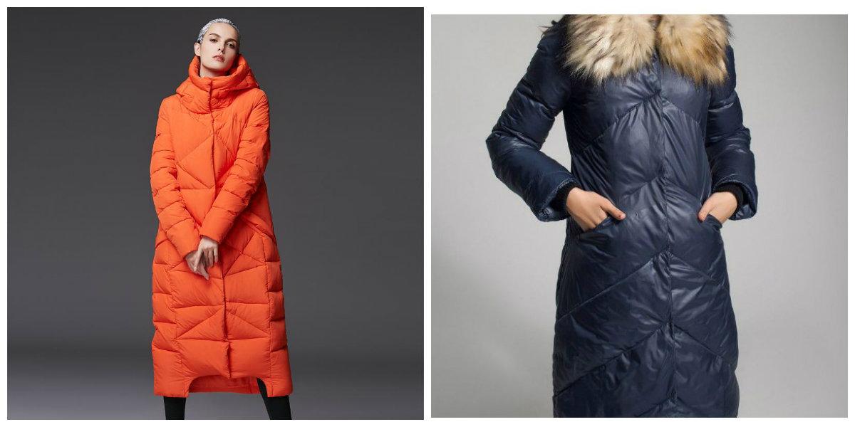 casacos de inverno 2019, casacos de holofiber