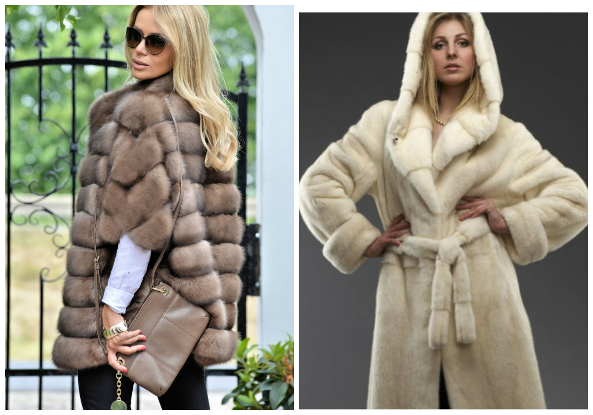 casacos femininos 2018, casacos de pele
