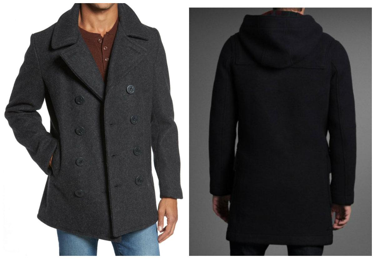 casacos masculinos 2018, casaco de la