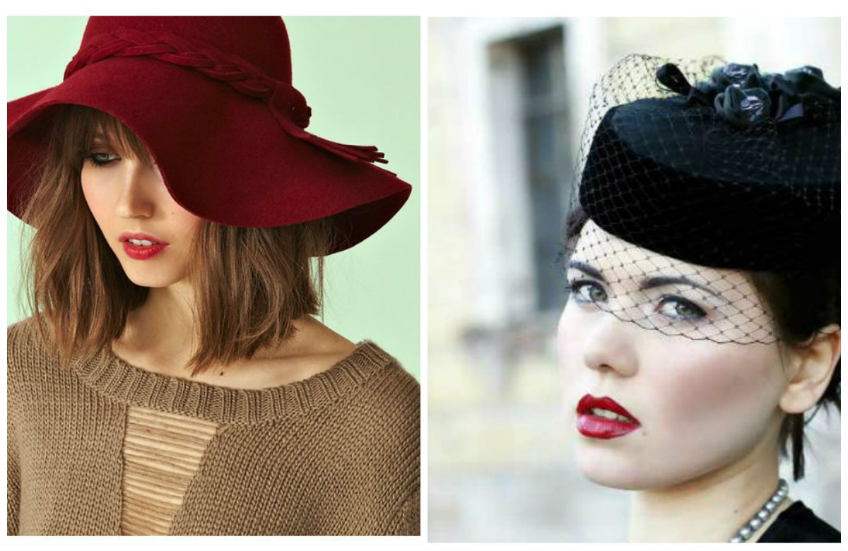 chapéus femininos 2019, chapéus com tule e alas largas