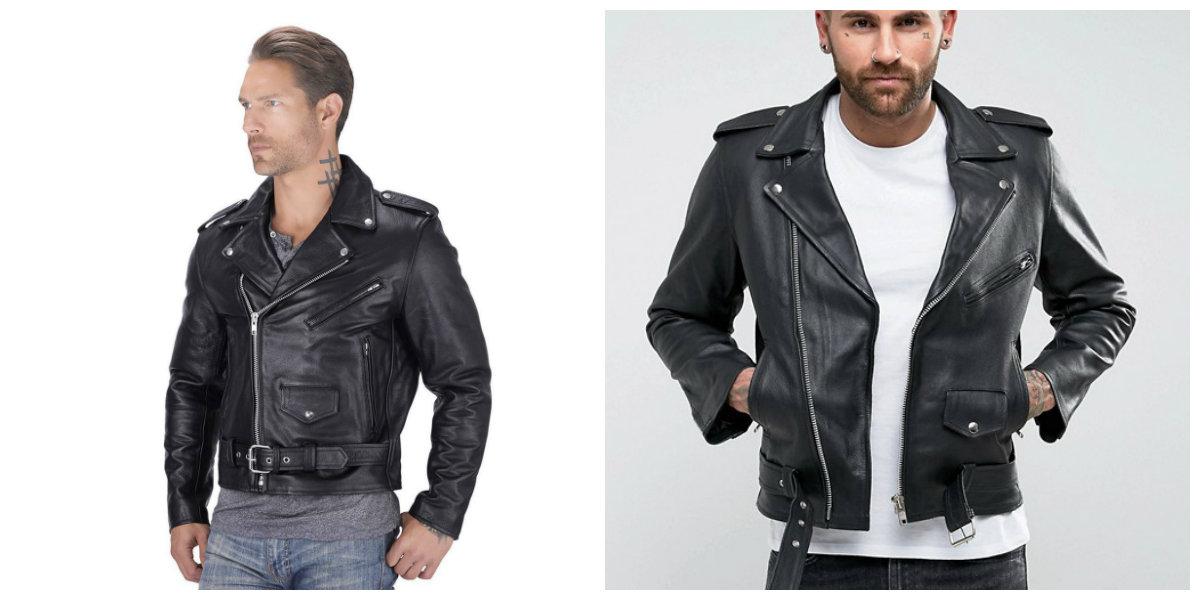 jaquetas masculinas 2018, jaqueta de estilo Biker