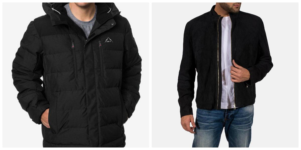 jaquetas masculinas 2018, jaquetas de cor preta