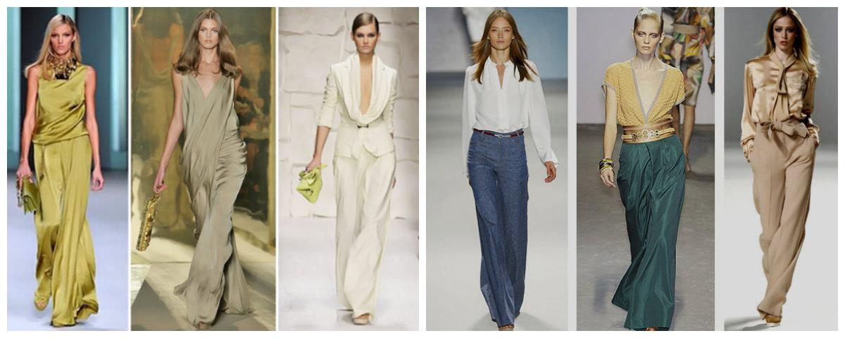 moda feminina 2019, calcas pantalones modernas