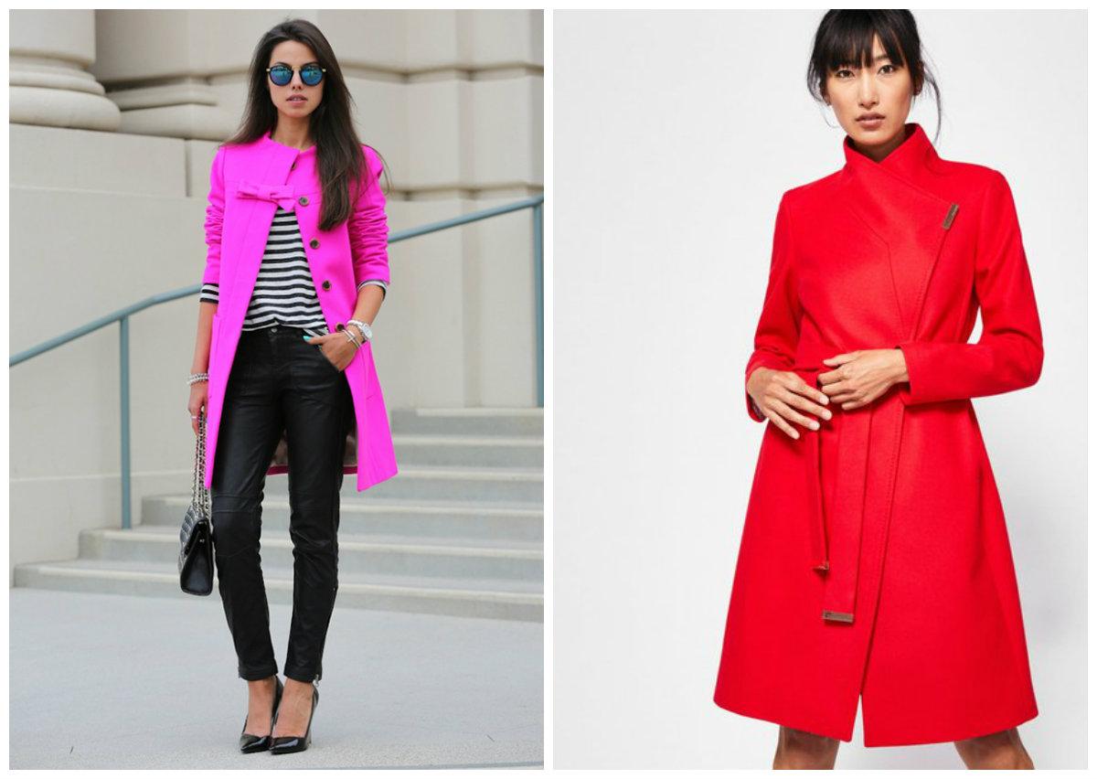 moda feminina 2019, casacos de cores vivas